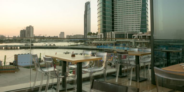Eataly Dubai festival city restaurants