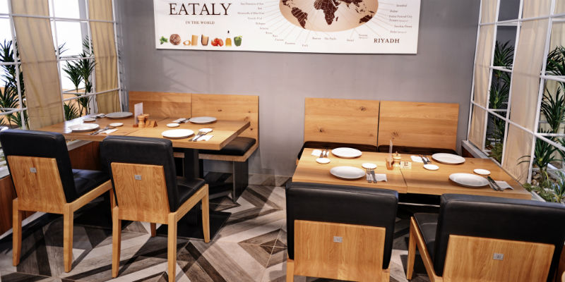 Eataly Riyadh restaurants