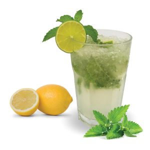 juice virgin mojito