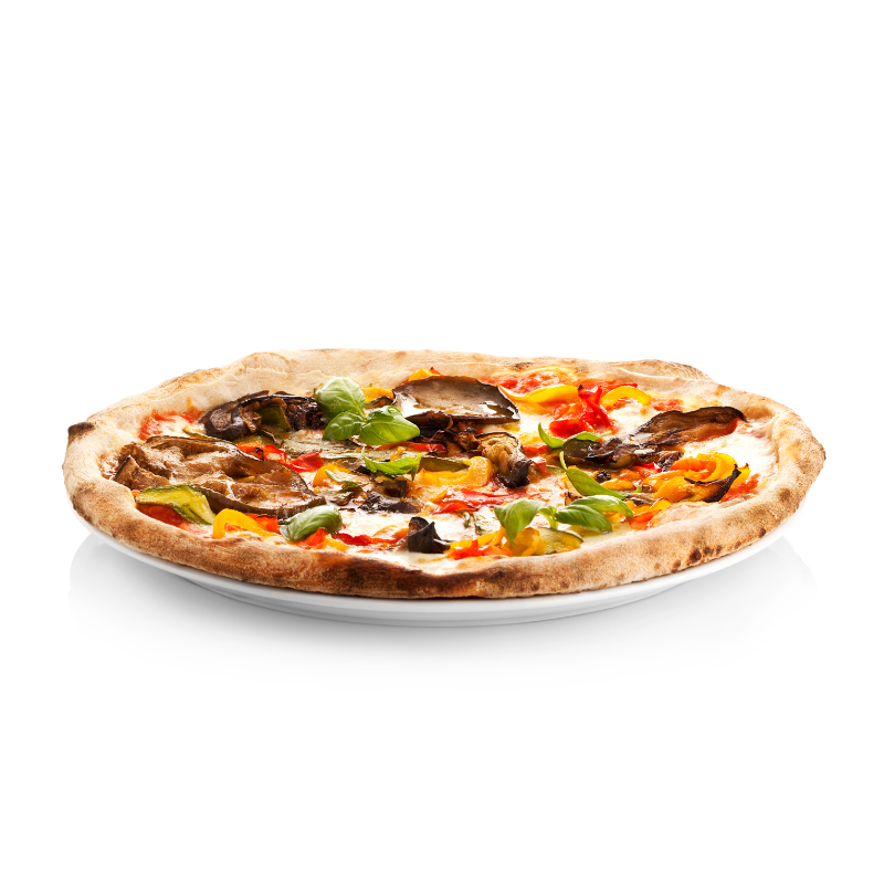 La Pizza Vegetariana