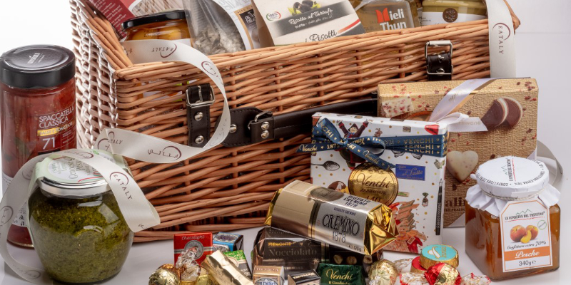 Eid gift hampers at Eataly Arabia stores